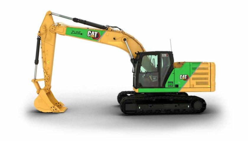 Rental Group Ekspert bestiller ytterligere 6 el-gravemaskiner