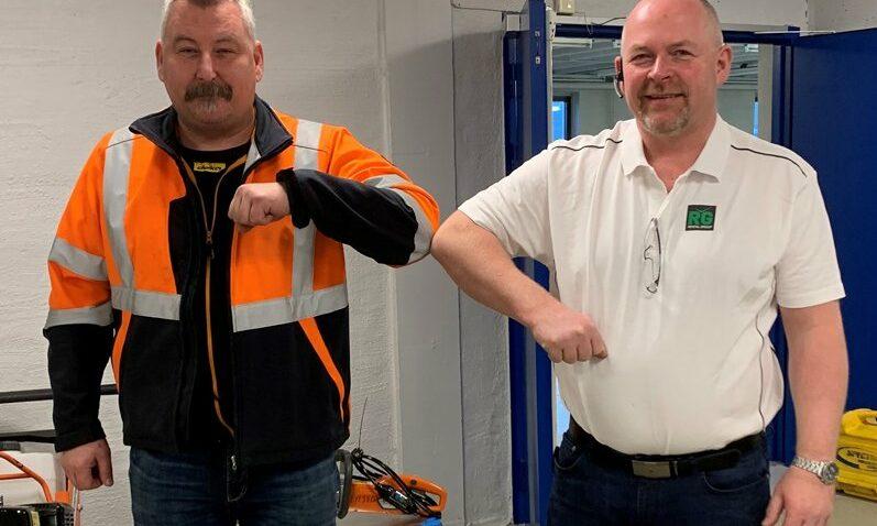 Rental Group Ekspert signerte avtale med Søbstad