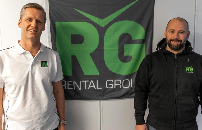 Jonas Gunstad og Lars Hæhre