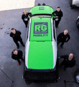 Gruppebilde RG Mobility